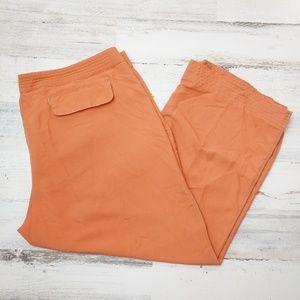 🌿 Aventura Clothing by Sportif Casual Capri Pants